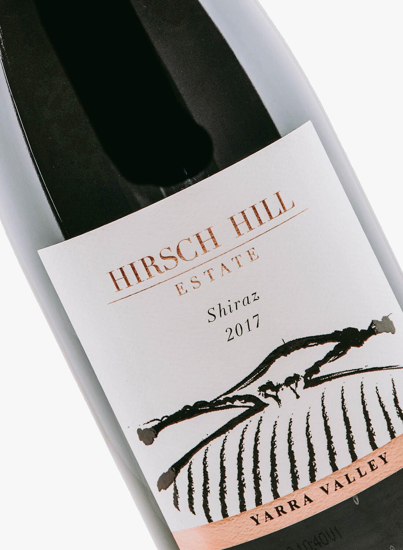 Australian 2017 Shiraz Wine