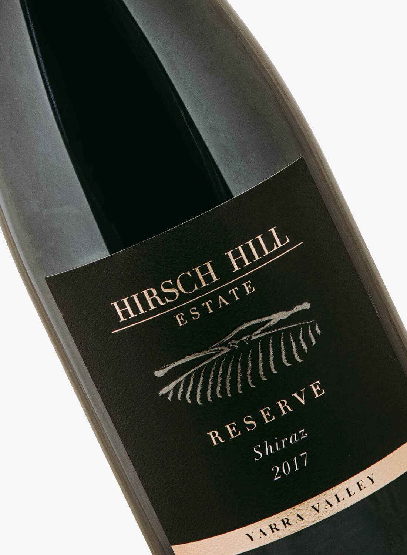 2015 Reserve Shiraz Wine